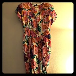 Nina Piccalino Floral Dress